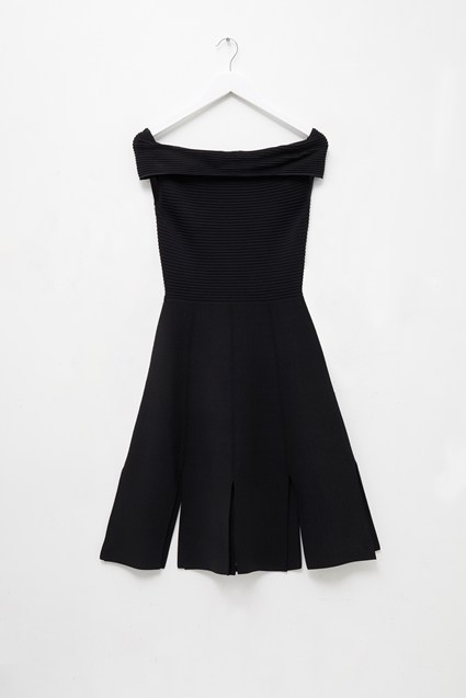 Odelia Tobey Bardot Dress