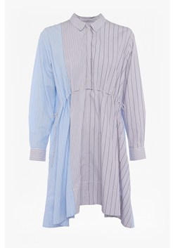 Salma Stripe Oversized Shirt Dress