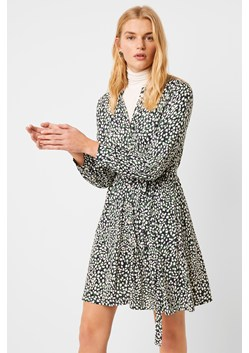 Vasha Meadow Jersey Printed Shirt Dress