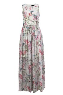 Eden Of Zola Silk Maxi Dress