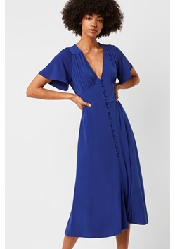 Parul Slinky Jersey Midi Dress