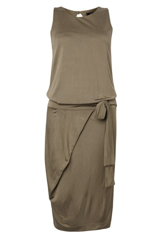Marilyn Draped Dress