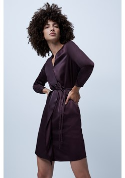 Tirsa Drape Front Dress