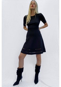 Lara Tobey Fit And Flare Dress