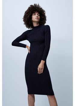 Jolie Knits Mock Neck Dress