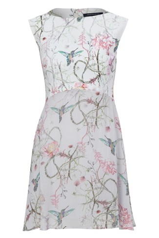 Eden Of Zola Silk Dress