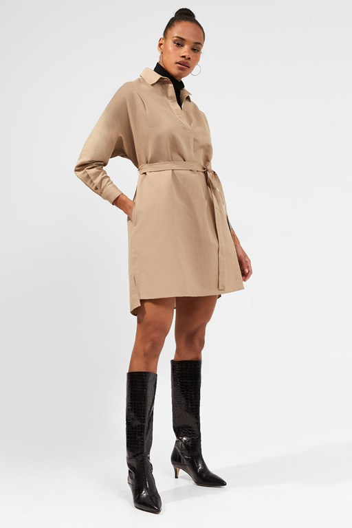 rhodes shirt dress