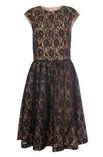 Emelie Beaded Dress