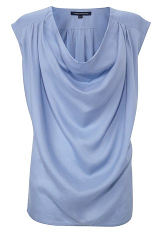 Winter Renoir Sleeveless Top