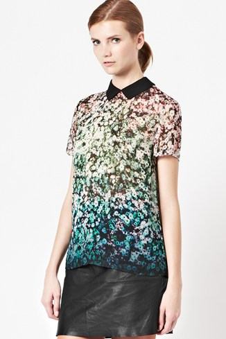 Hedgerow Blossom Shirt