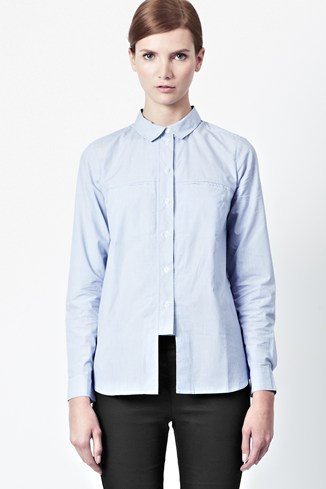 Teddy Cotton Shirt