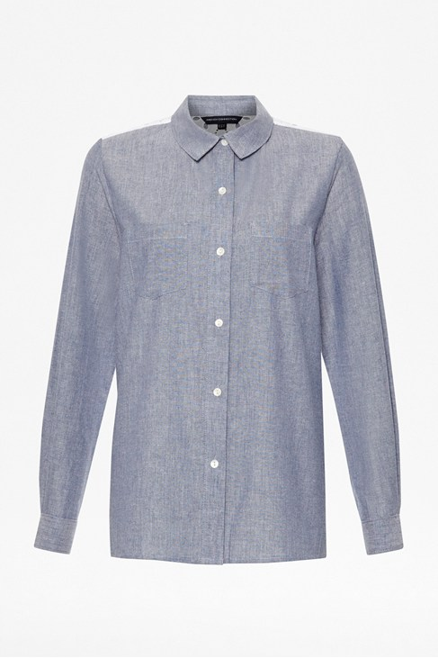 Louie Chambray Shirt