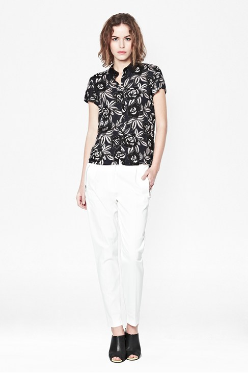 Argan Rose Relaxed Shirt