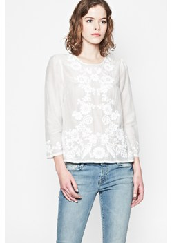 Desert Love Embroidered Top