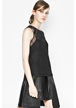 Russo Lace Sleeveless Top