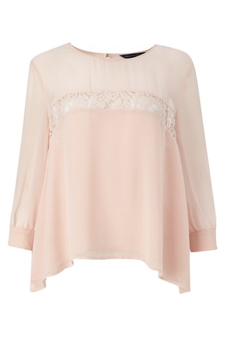 Spring Lace Blouse