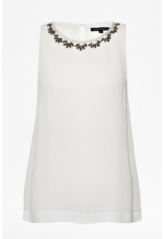 La Boheme Sleeveless Top