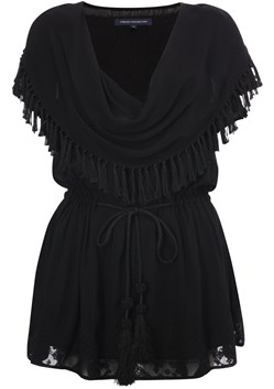 Texas Tassel Cowel Top