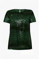 Looks Great With Croc Flock Textured Top