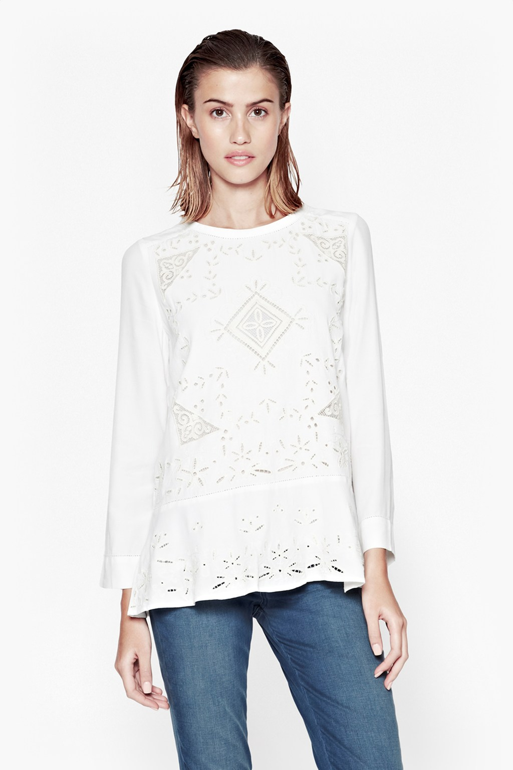 Camber Sands Tunic Top
