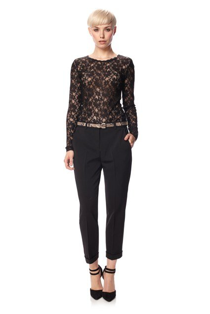 Vaity Lace Top