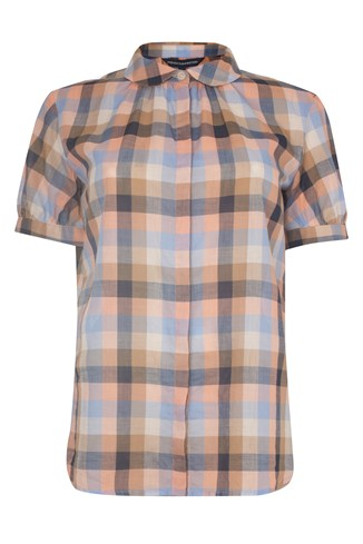 Cookie Checked Shirt