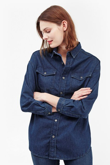 Dori Denim Shirt