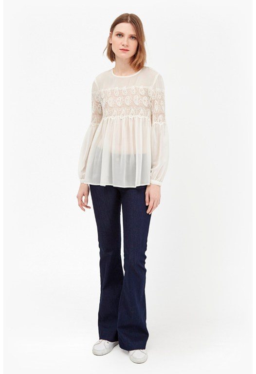 Marseille Lace Top