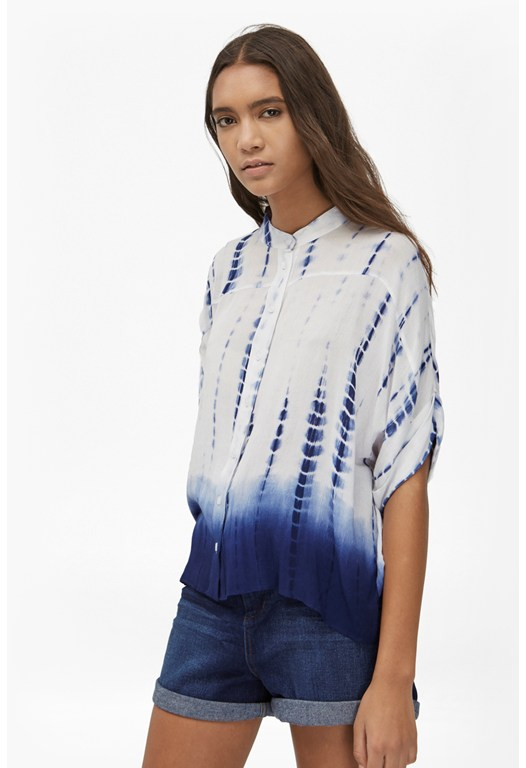 Holiday Wave Tie Dye Shirt