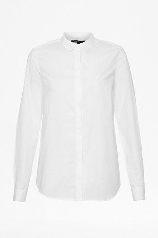Whisper Cotton Classic Shirt