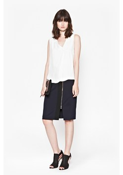 Hannah Crepe Sleeveless Top