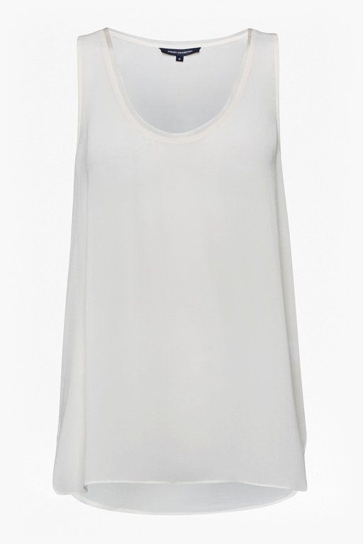Complete the Look Super Silk Sleeveless Tank Top