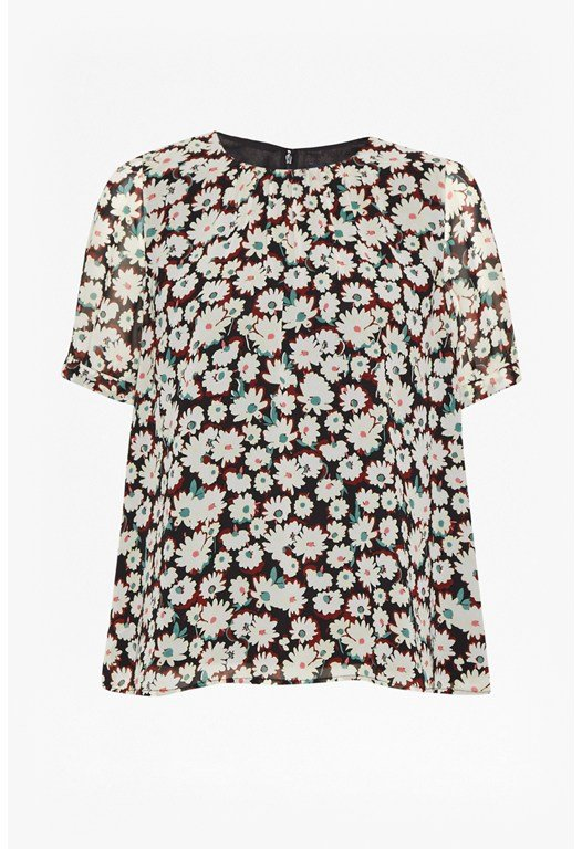 Bloomsbury Daisy Sheer Top