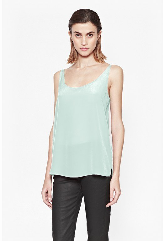 Super Silk Summer Cami Top
