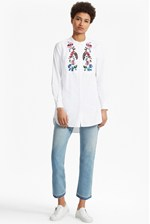 Looks Great With Rothko Cotton Embroidered Shirt