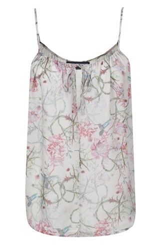 Eden of Zola Silk Vest Top