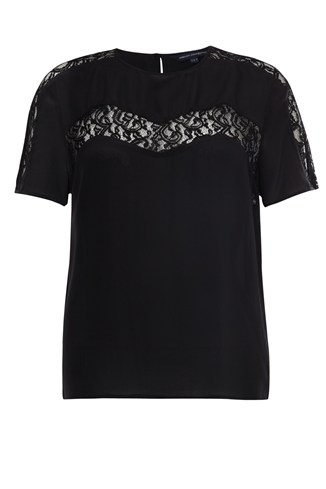 Annabelle Lace Top
