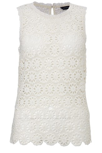 Lisella Lace Top