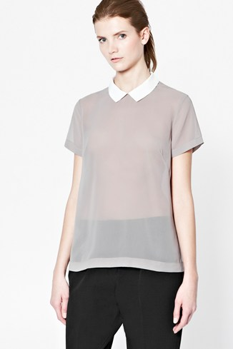Dotty Plains Top