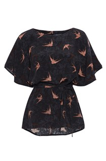 Swallow Swoop Box Tee