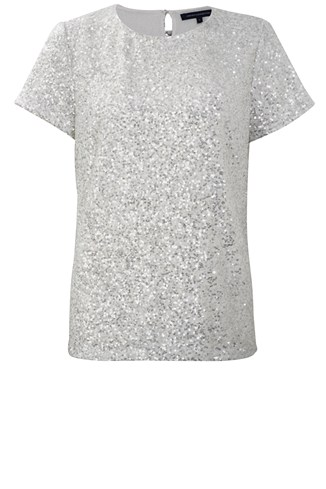 Mini Sequins Top