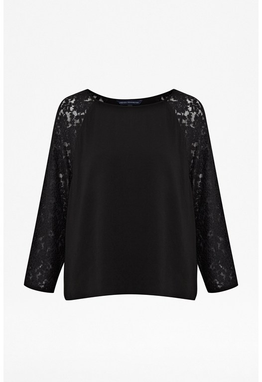 Midnight Rose Top