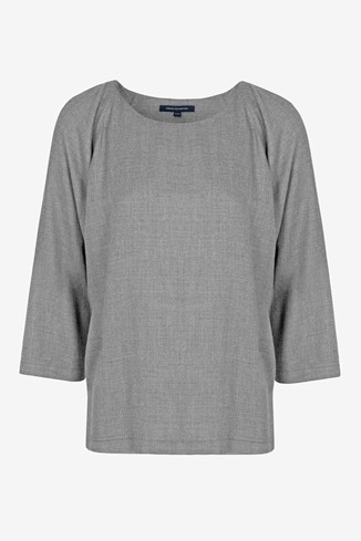 Mel Light Three-Quarter Sleeved Top