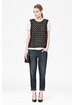 Horse Lace Top