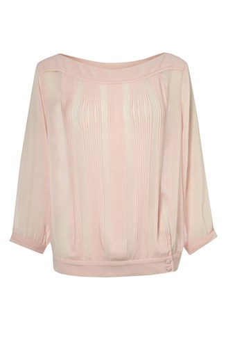 Summerspell Pleated Top