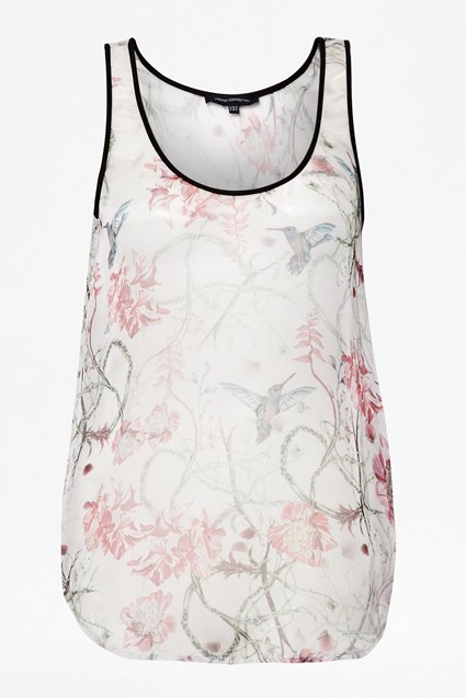 Eden Of Zola Vest Top