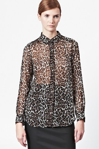 Cheetah Charm Shirt