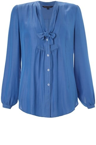 Alexa Silk Shirt
