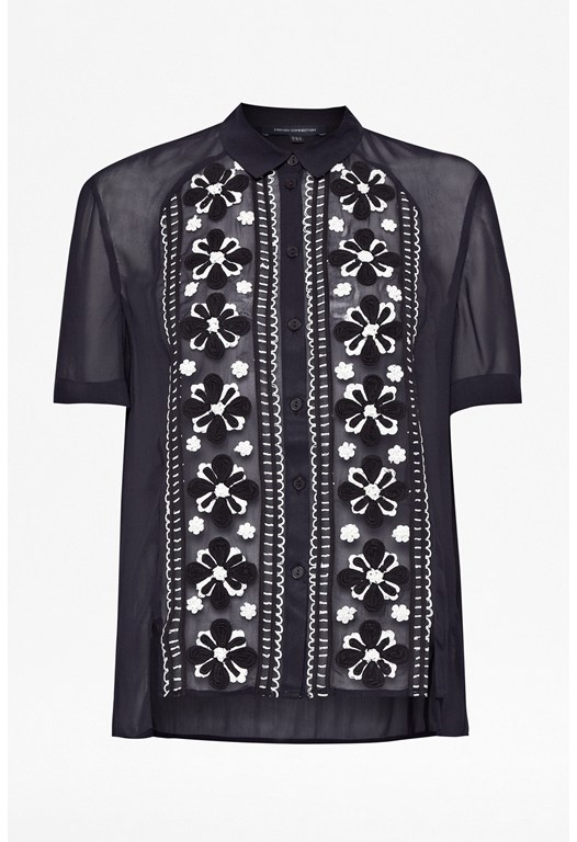 Annika Embroidered Shirt