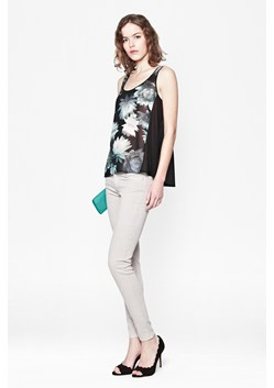 Lily Collage Vest Top